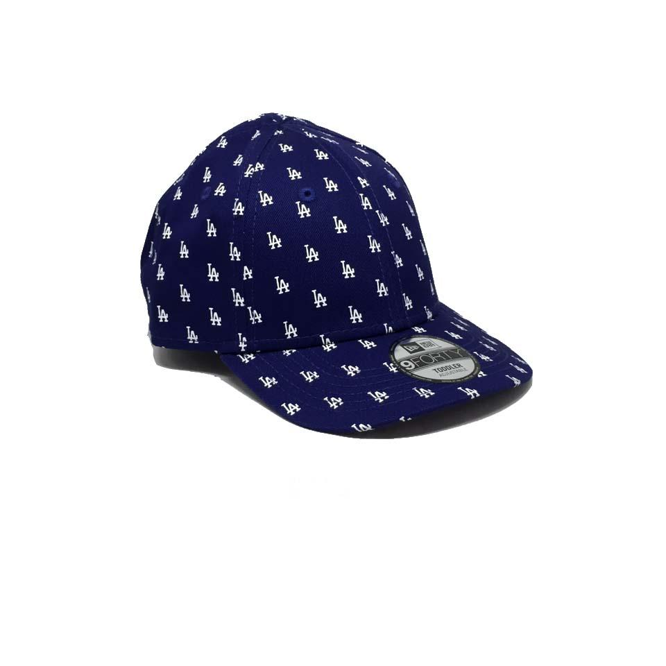 Casquette enfant New Era - Monogram Los Angeles Dodgers bleu 9Forty 940
