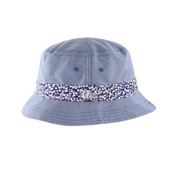 Bob New Era - Bucket Hat - Liberty blue jean