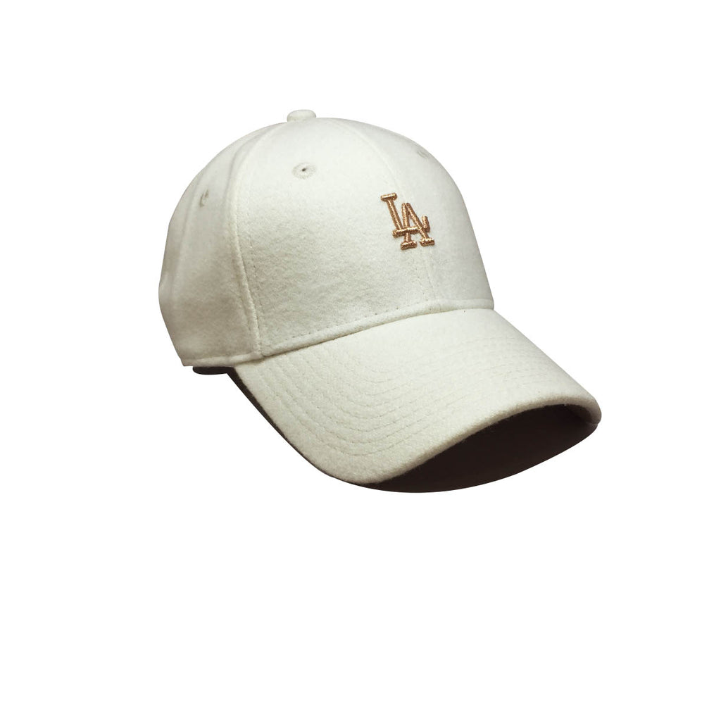 Casquette blanche new era melton dodgers