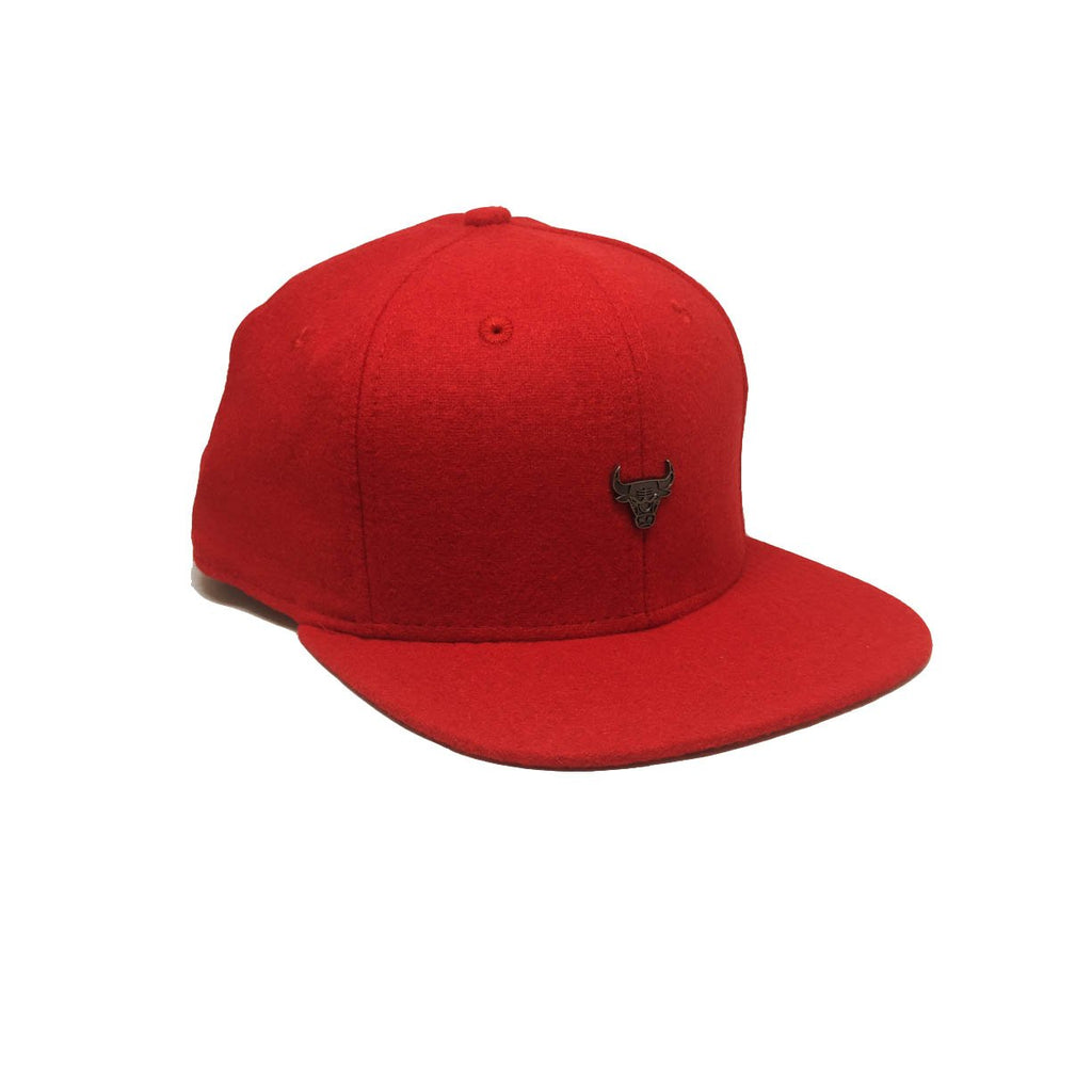 Casquette New Era NBA Pin Chicago Bulls 9fifty