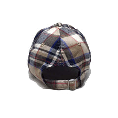 New Era Spring Plaid Yankees 9Forty