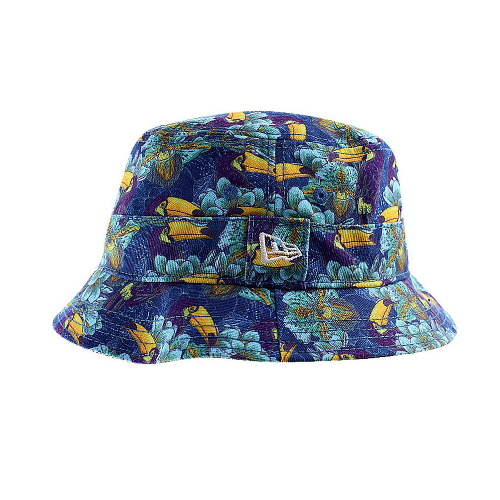 Bob New Era - Bucket Hat - Tropical Toucan