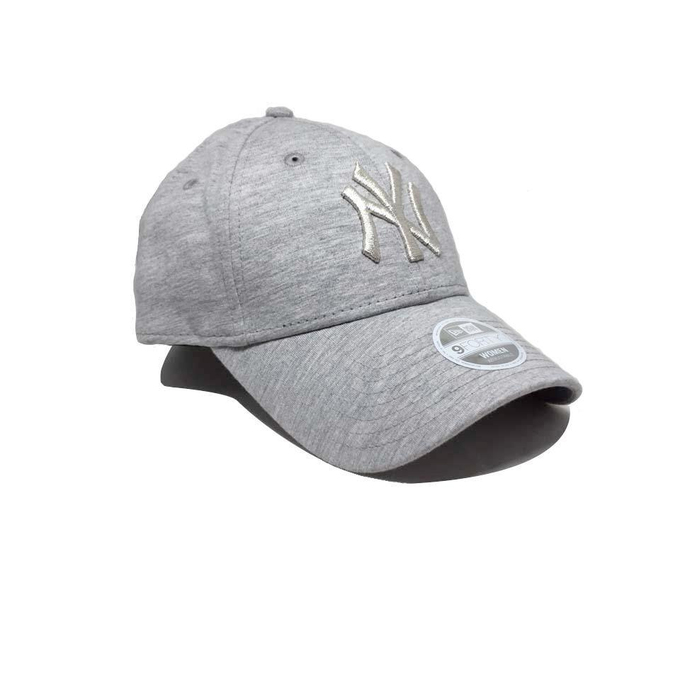 Casquette New Era NY 9forty grise - Essential Jersey Yankees