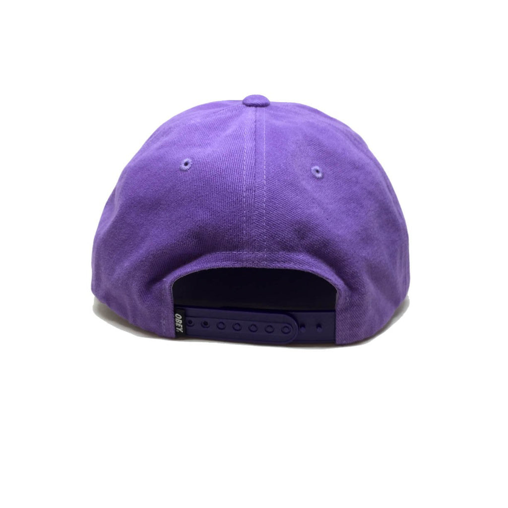 Obey New Deal Purple