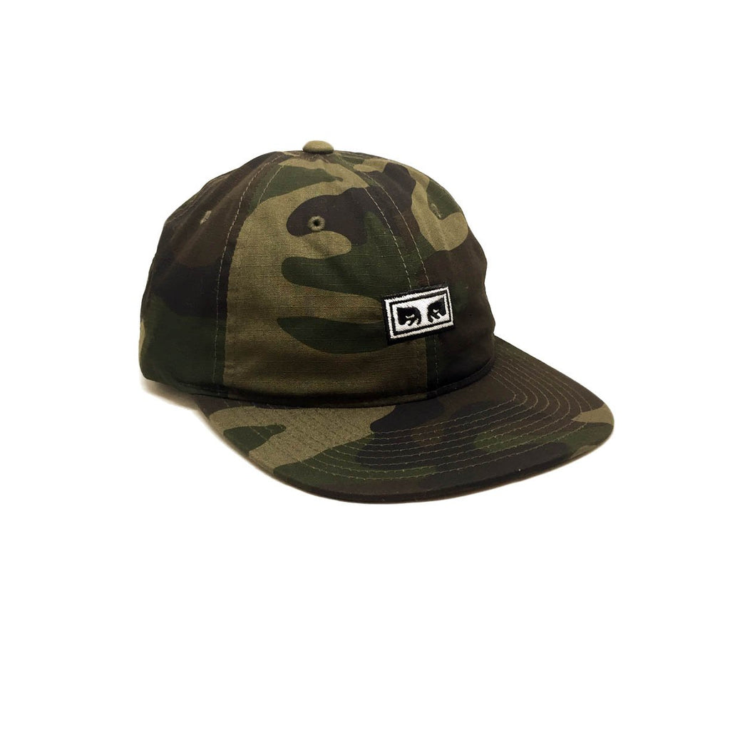 Casquette Camouflage Obey Overthrow