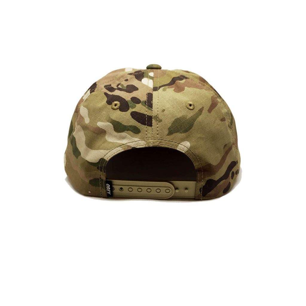 Obey Overthrow Desert Camo