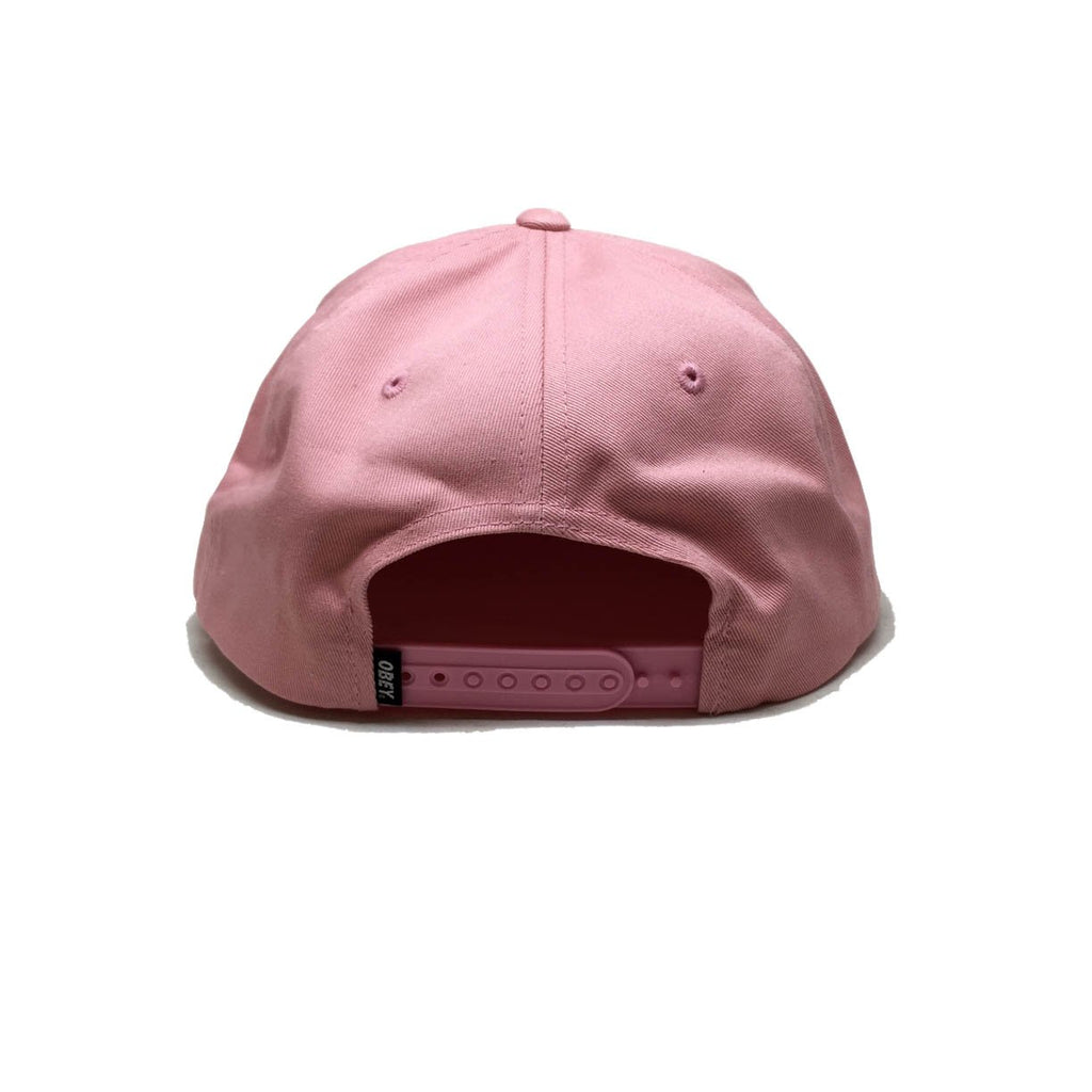 Obey Repetition Pink
