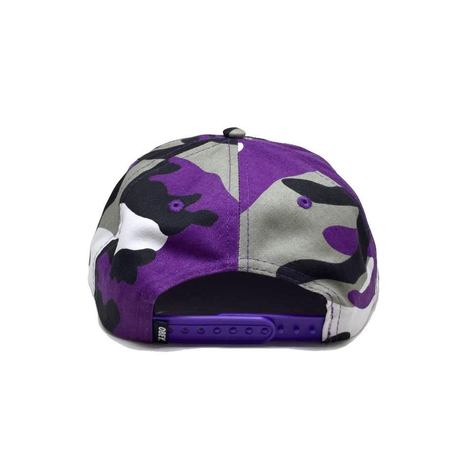 Obey Resist Field Purple Camo
