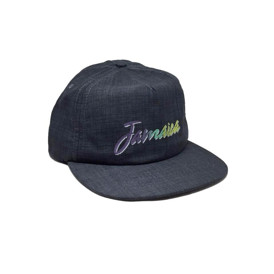 Casquette Roark Accidental Tourist Black Gris