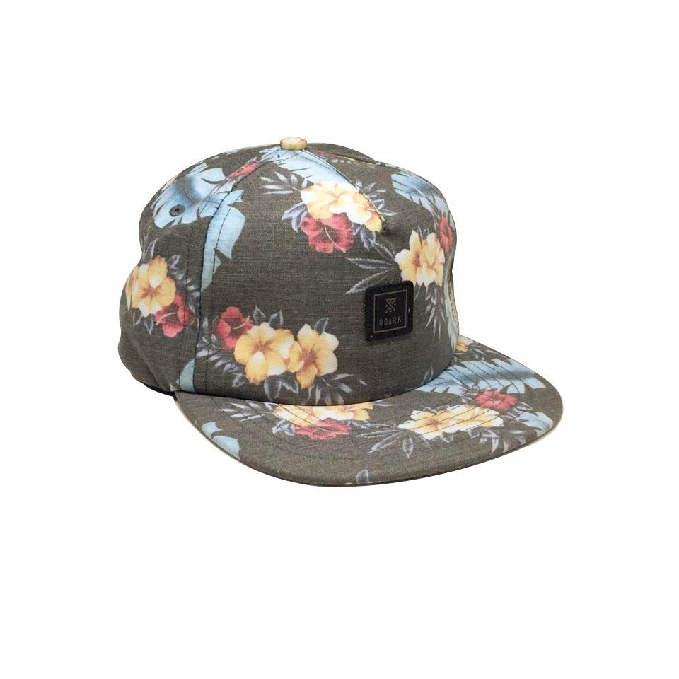 Casquette Roark Bush Doctor Black Gris