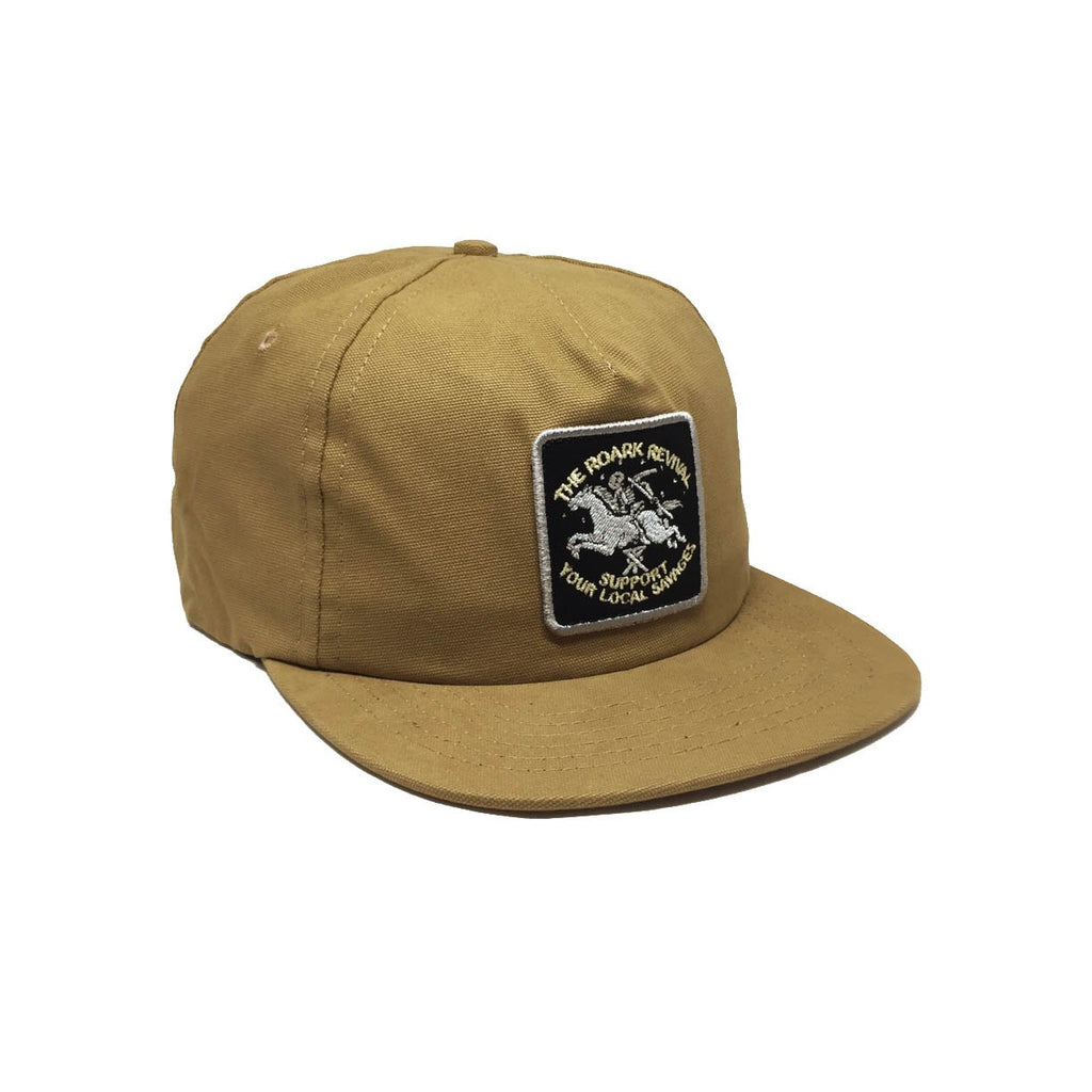 Special Delivery Khaki Beige Camel Roark - Casquette