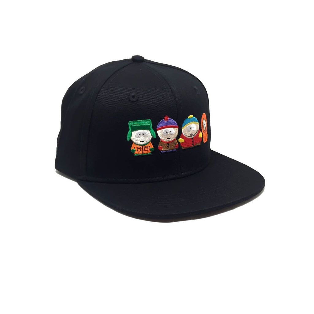 Casquette South Park Huf Black Noir