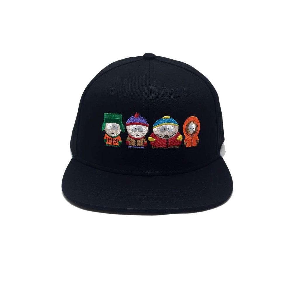Huf South Park Black