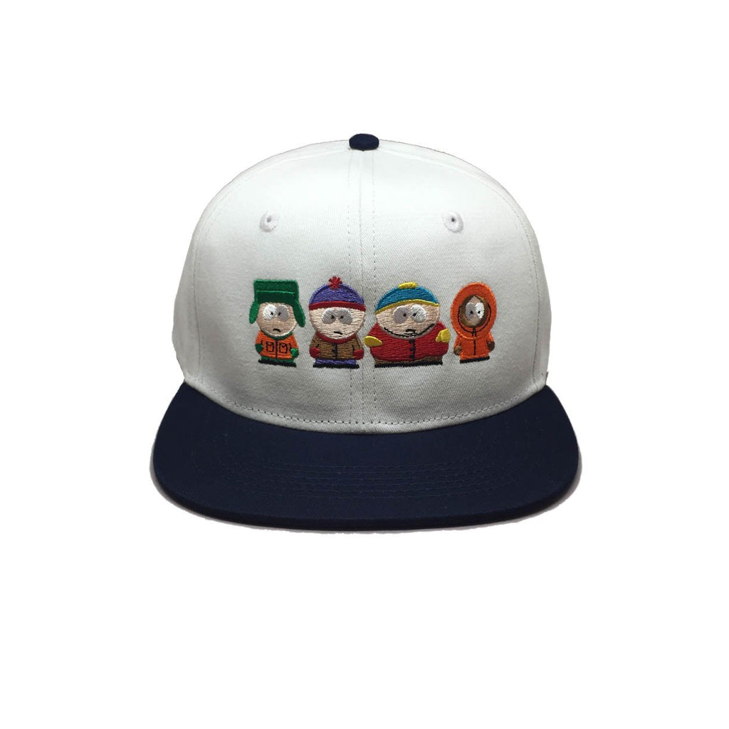 Huf South Park White