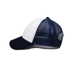 Simone Trucker Navy & White