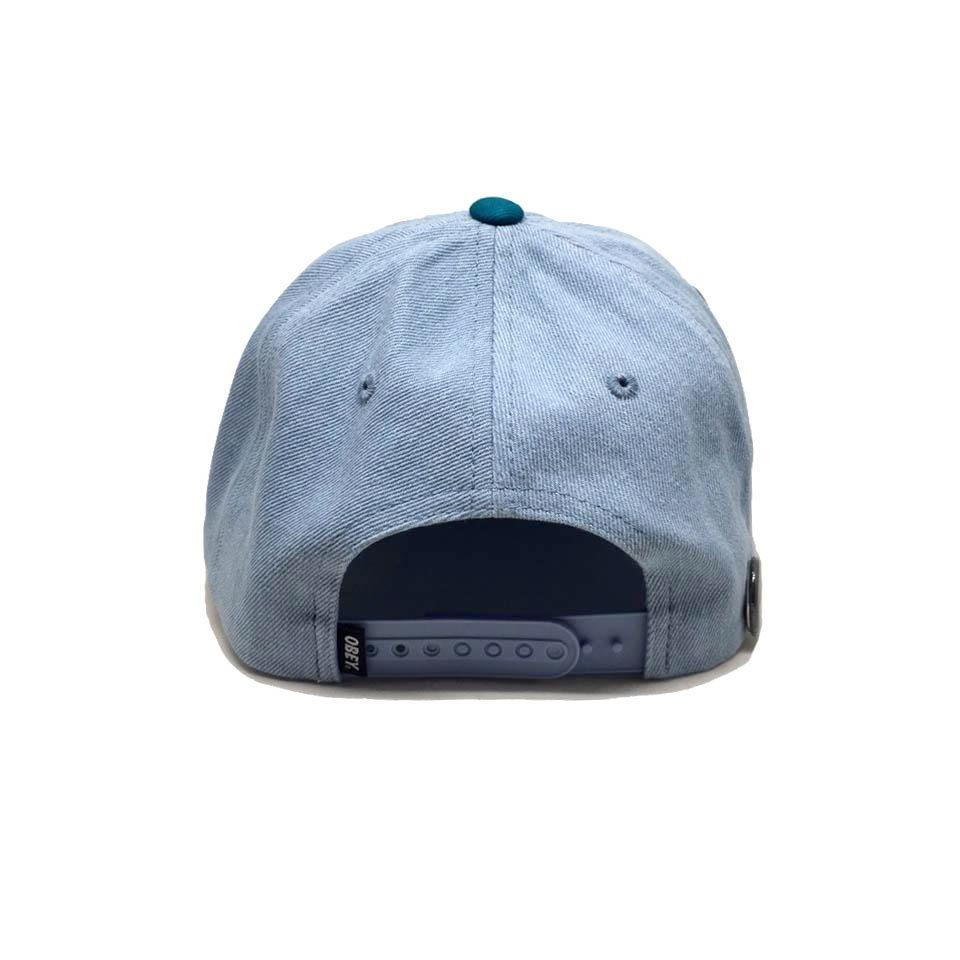 Obey Wardlow Teal