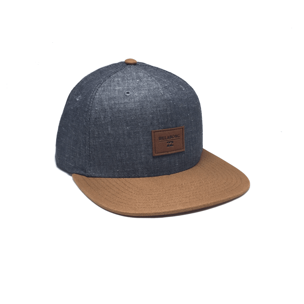 Casquette Billabong - Oxford Snapback Gris Marron
