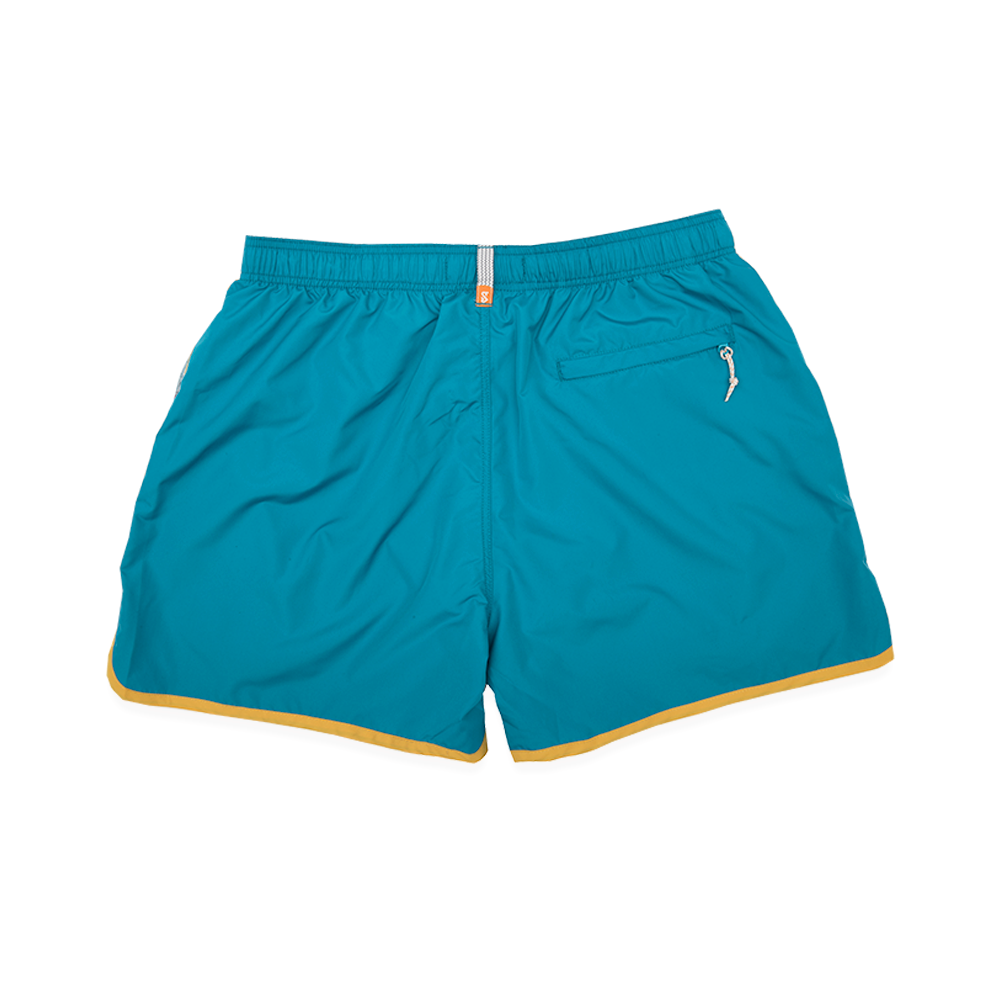AMBSN Saul Packable Short Blue