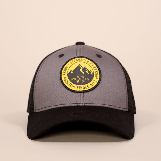 7a8d35abc Curved Brim Mountain Badge Hat