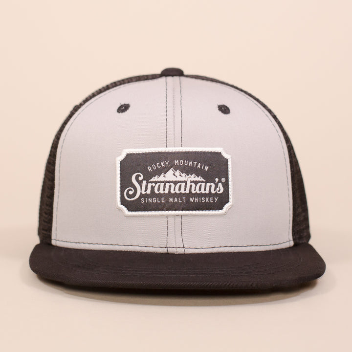 Flat Brim Stranahan's Patch Hat