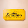 Stranahan's Logo Beetle Kill Sign