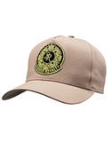 SIGNATURE TRUCKER CAP - SAND - Serious Royalty