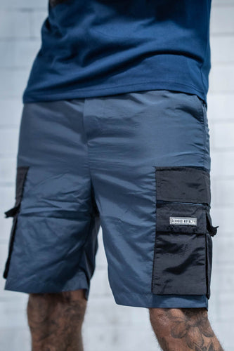 Utility Combat Short - Navy - Serious Royalty