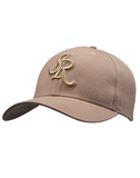 SR BASEBALL CAP - SAND - Serious Royalty