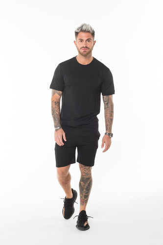 Panther Black T-shirt Twin set Top - Serious Royalty