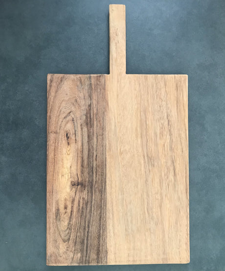 Wooden Board Rectangular - Parota Wood