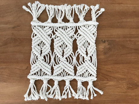 "Macramé Table Mat ""Alejandra"""