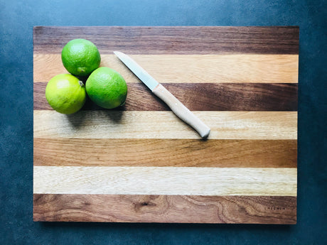 "Wooden Board ""Charola"""
