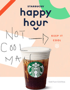 Starbucks vs. Keep It Cool