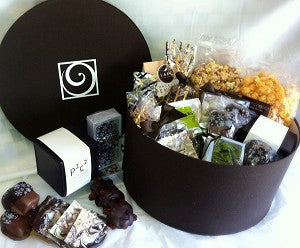 HOLIDAY OR CORPORATE GIFT BASKETS