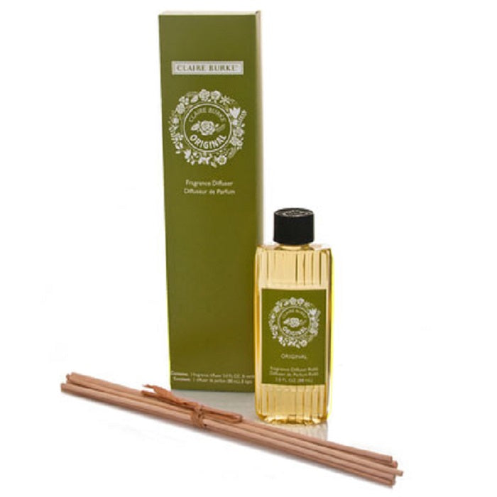 Claire Burke Original Reed Diffuser Refill 8 reeds 3 fl oz oil