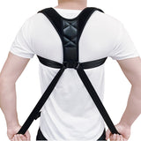 Men Women Adjustable Posture Corrector Back Support Strap Brace Shoulder Spine Support Lumbar Posture Orthopedic Belt New