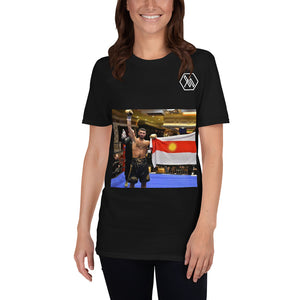 Face Short-Sleeve Unisex T-Shirt