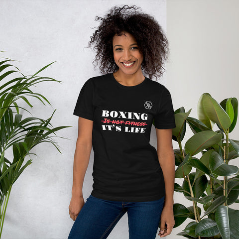 women boxing  T-Shirt