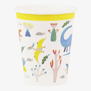 Party Dinosaur Cup
