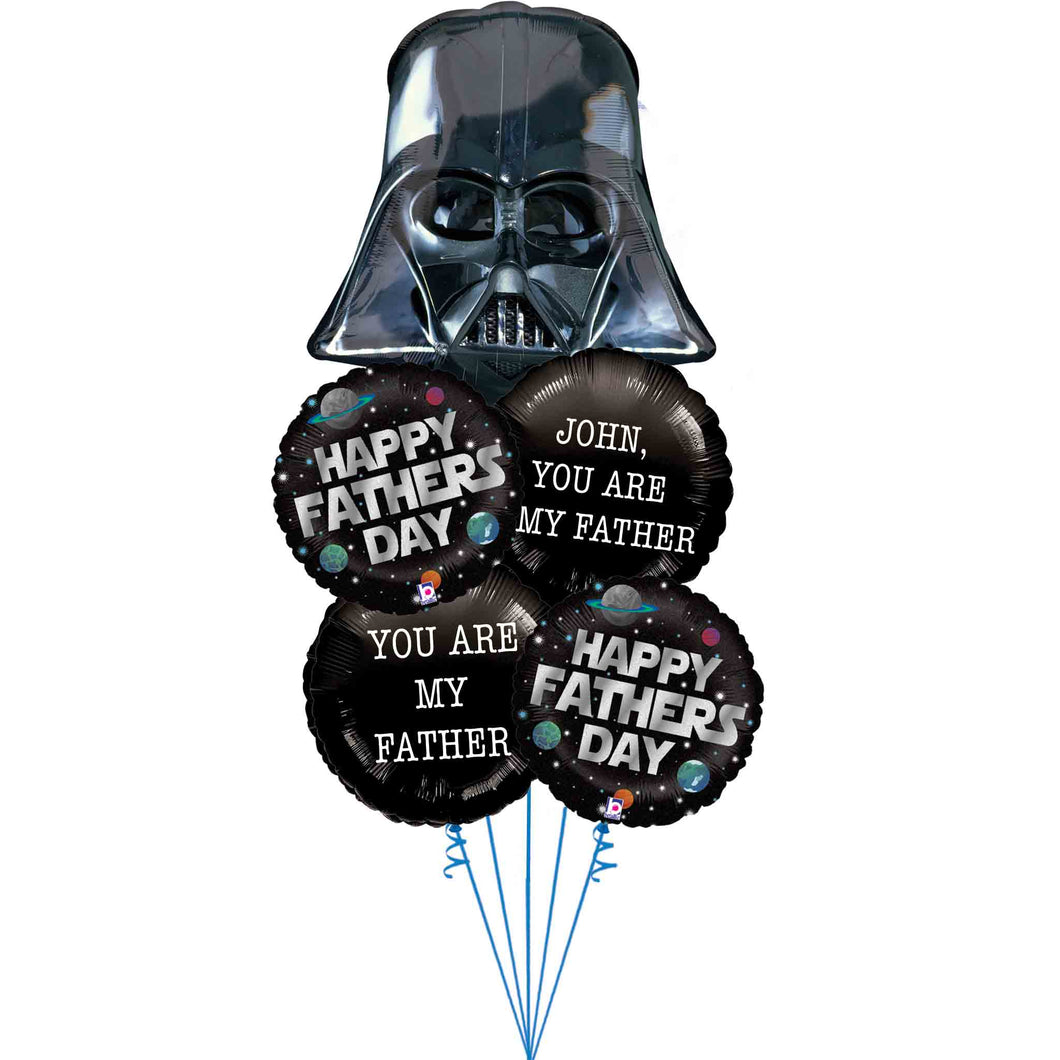 YOU ARE MY FATHER Star Wars Bouquet