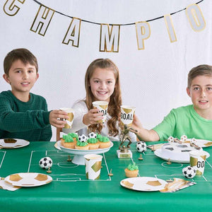 Party Champions Table Cover