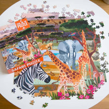 Pick Me Up Jigsaw Puzzle Safari 1000 Pieces