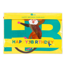 Party Animal Safari Birthday Garland