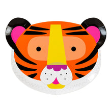 Party Animals Animal Face Plates