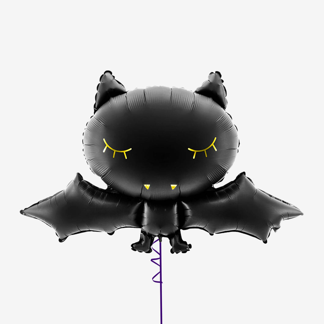 Bat Shape Foil Balloon