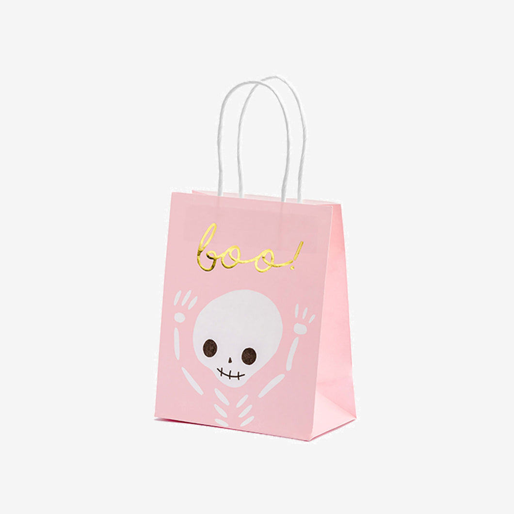 Boo! Gift Bag for Halloween Party