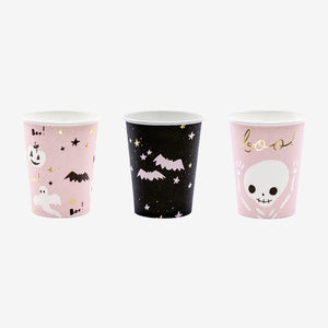Boo! Party Paper cups