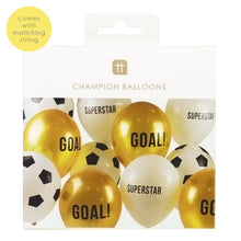 Party Champions Balloons