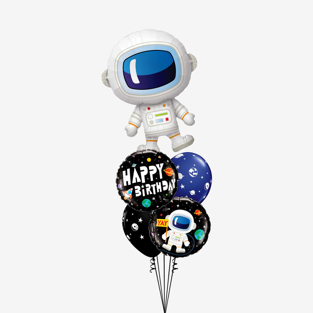 Extra Special Outer Space Foil Balloon Bouquet
