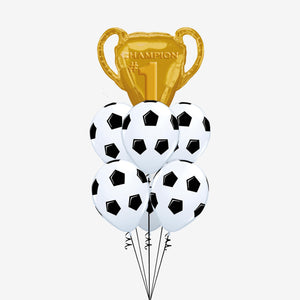 Football Champion Balloon Bouquet